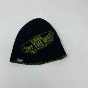 Vans Off The Wall Reversible Beanie